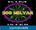 500 Milyar