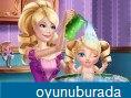 Barbie Bebek Banyosu