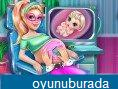 Barbie Kad�n Do�um Doktorunda