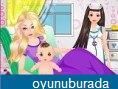 Hamile Barbie Do�um Yap�yor