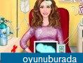 Hamile Violetta Ambulansta
