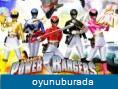 Power Rangers Tak�m Sava��