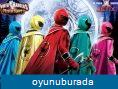 Power Rangers Anka Ku�u