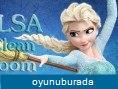 Prenses Elsa Oda Temizli�i
