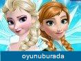 Prenses Elsa ve Anna