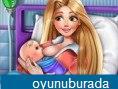 Rapunzel Bebek Emzirme