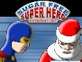 Super Hero Ve Noel Baba